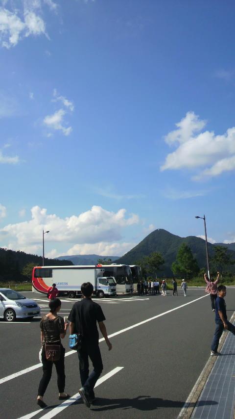 京丹後市に向かっています2